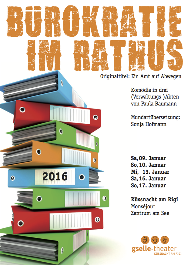 Bürokratie im Rathus