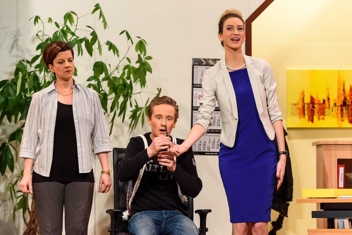 Sabine Dössegger, Pascal Koch, Carmen Fässler