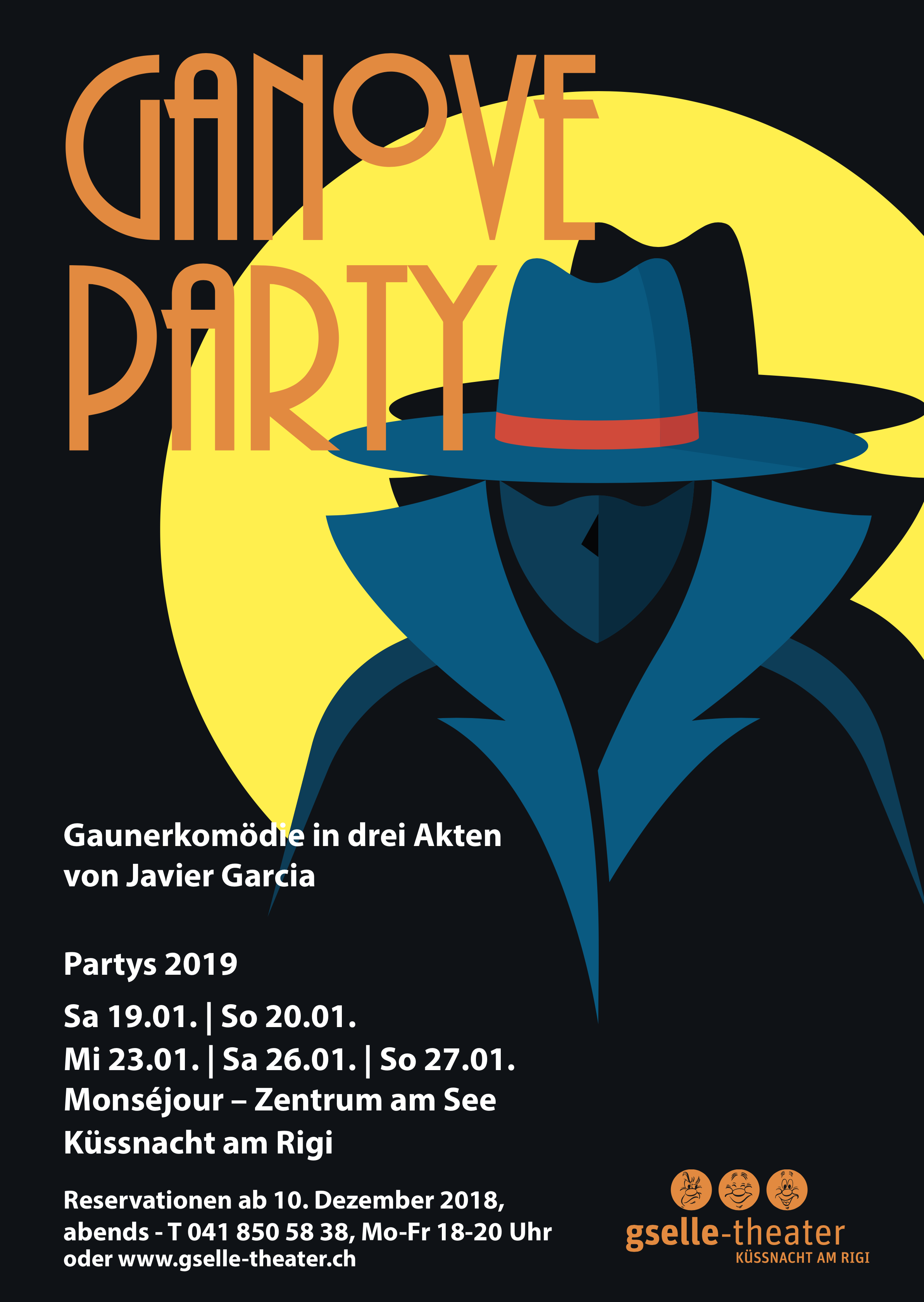 ganoveparty